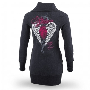 Thor Steinar womans sweatjacket Viking Love swj-g21414