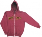 Hooligan Hooded Sweatjacket KJ004