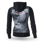 ts womans hoodedsweatjacket Driva kpzj-g25038