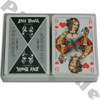 Pitbull Playing Cards Karte