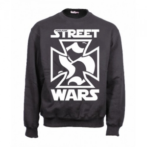 Hooligan sweatshirt Street Wars SW077