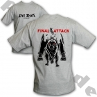 Pitbull T-shirt Final attack TS0307