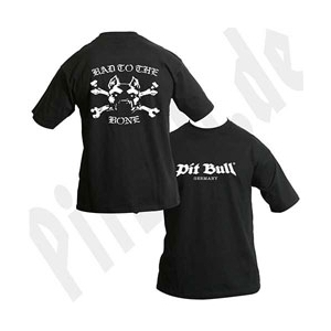 Pitbull T-Paita Bad To The bone TS0488