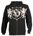 Hooligan hoodedsweatjacket  Dragon kj046