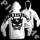 PB hoodedsweatjacket Punisher