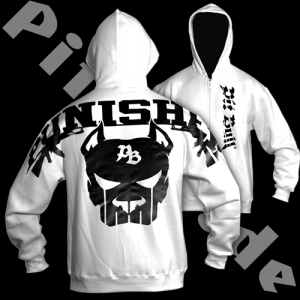 PB hoodedsweatjacket Punisher kp04168